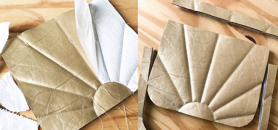 enlever le paper de soie