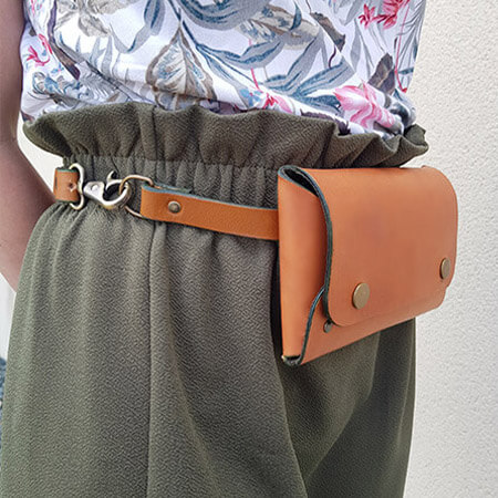 sac ceinture sans couture