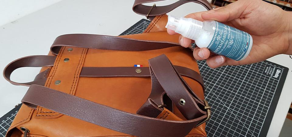 imperméabiliser sac à dos
