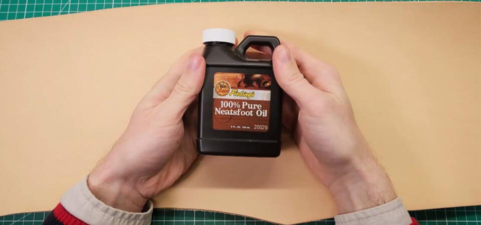 teinter le cuir tannage végétal