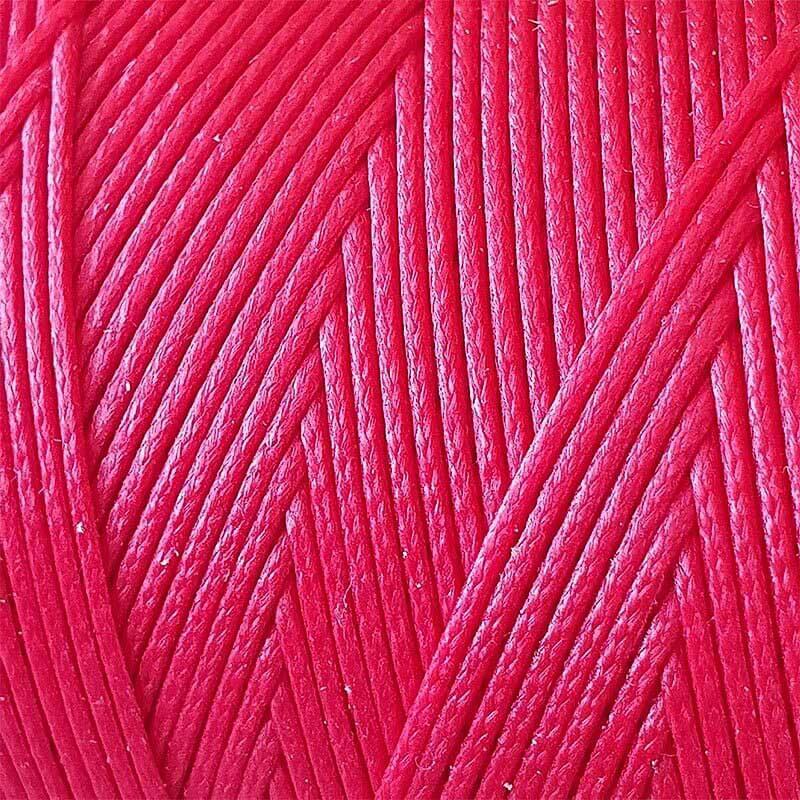 fil tressé couture cuir