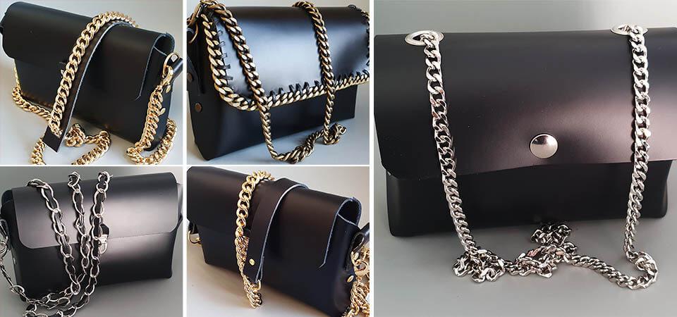 chaînes de sac