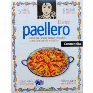 Epices Paella Carmencita