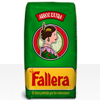 Riz rond paella La Fallera 1kg