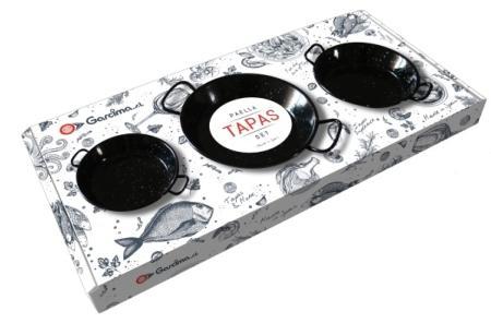 Set Paella Tapas