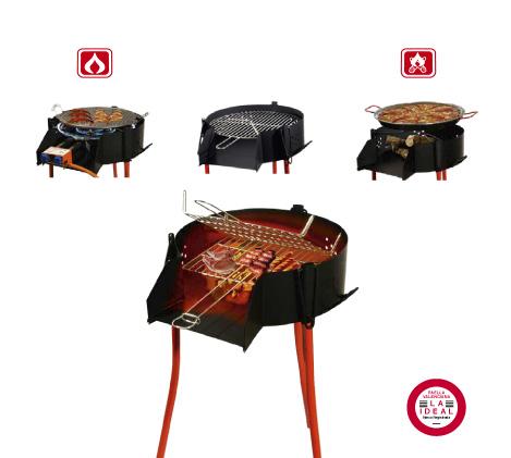 Barbecues Garcima