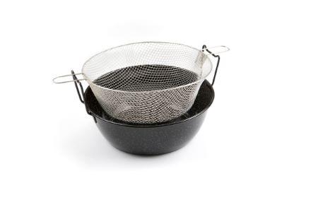 Friteuse émaillée Garcima 3L