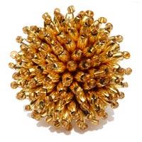 Bagues en perles rocaille et diverses en vente dans la boutique en ligne Matajava créations Artisanales