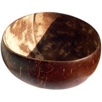 Objets en noix de coco bols suspensions decoration coupelle porte-savons en vente dans la boutique Matajava