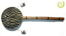 Percussion Tambourin de mendiant Tap-Tap