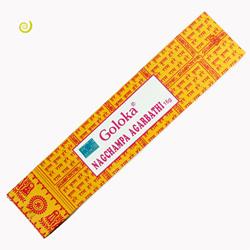 Encens Nag Champa Goloka Boite jaune