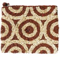 Pochettes brodées en perles de rocailles piques à cheveux accessoires en vente dans la boutqiue en ligne Matajava Créations Artisanales