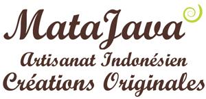 Matajava Artisanat Indonésien - Créations Originales