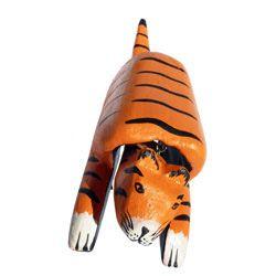 Tigre Bouge tête