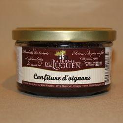 RESERVATION DE CONFITTURE D'OIGNONS - 140 g