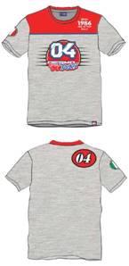 T-Shirt DOVI 04 Gris