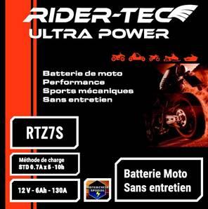Batterie sans entretien 12V 5AH
