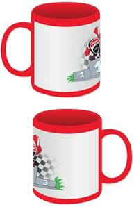 Desmo Mug Multicolore