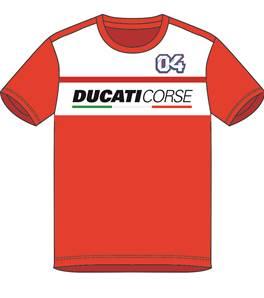 T-Shirt Ducati Corse 04