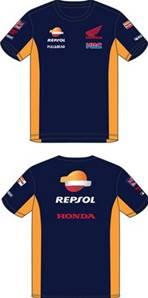 T-Shirt SIDE INSERTS REPSOL HONDA