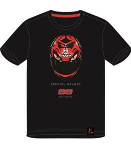 T-Shirt Diablo Helmet