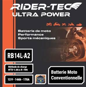 Batterie Conventionnelle 12V 14AH