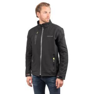 Blouson de Moto Homme Sport Rider-Tec SoftShell Noir