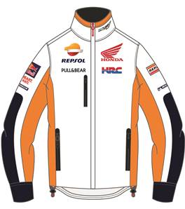 Veste d'hiver Team Repsol