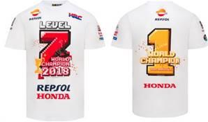 2018 World Champion T-Shirt