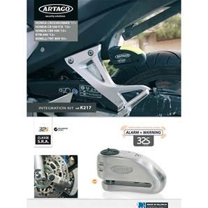 SUPPORT ADAPTABLE 32 KTM DUKE 690 (2012-…)