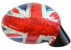 Housse rétroviseur voiture décorative Union Jack