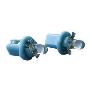 Ampoules tableau de bord à LED B8,5D bleues