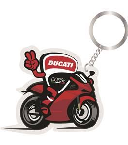 Porte-Clés Ducati Motorbike