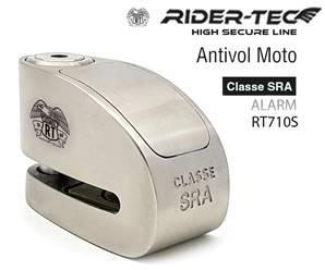 Antivol moto Bloque Disque SRA Avec Alarme