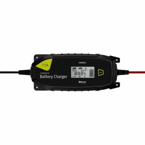 Chargeur batterie 12/24V 4A+lithium+bluetooth