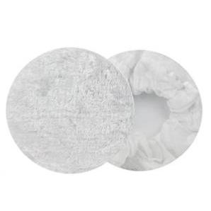 Capuchons de polissage en laine 18cm