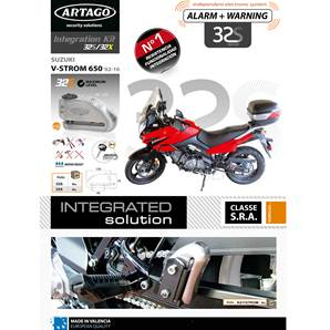 SUPPORT ADAPTABLE 32 SUZUKI V-STROM 650 (2002-…)