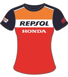 Femme T-Shirt Repsol Honda