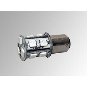 Ampoule à LEDs CMS BA15D rouge