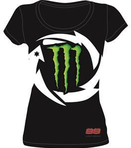 T-Shirt Femme Monster Jl