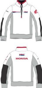 Sweat shirt TEAM HRC
