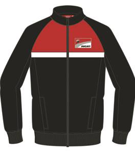 Contrast Yoke Ducati Sweat-Shirt