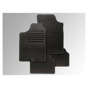 T.2 - Tapis de sol TrendTex noir 4pcs