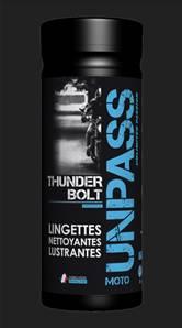 THUNDERBOLT PECHE 35 lingettes