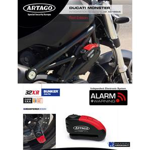 SUPPORT ADAPTABLE 32 DUCATI MONSTER (2006-…)