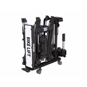 Porte-vélos 2 vélos (électriques) avec système d'élévation Bike Lift EUFAB