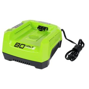 Chargeur G80C Lithium 80V pour batteries GREENWORKS