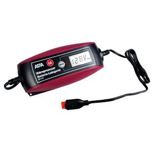 Chargeur de batterie 6/12V 4A pour Moto et Auto