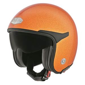 N600 Gringo orange glitter T. :XS