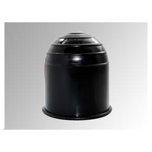 Cache boule PVC noir